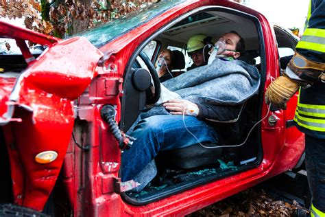 Chest Injuries after a Car Accident - Learn your legal rights