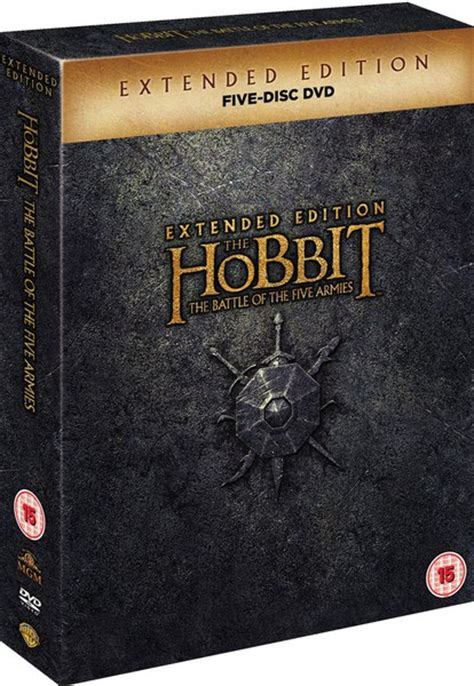 The Hobbit: The Battle Of The Five Armies - Extended
