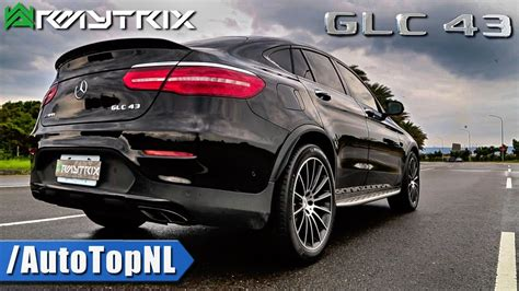 Mercedes GLC 43 AMG Coupe w/ Armytrix Exhaust – LOUD