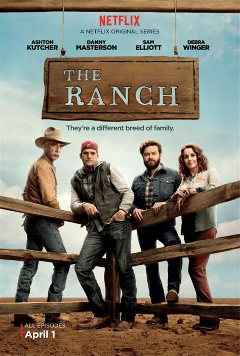 The Ranch TV Poster (#1 of 3) - IMP Awards