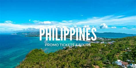 Philippines Promo – Up to 21% OFF Tours, Tickets & Travel