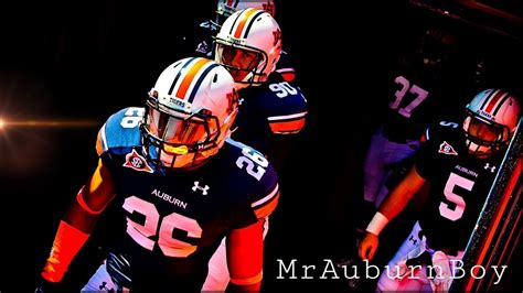 Auburn Tigers 2017-2018 Official Hype Video - YouTube