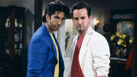 The style tips to take from Chandler, Joey and Ross from