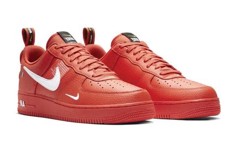 This Nike Air Force 1 Pack Includes Inside Out Labels