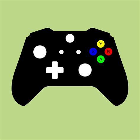 Xbox One Controller Icon | OpenGameArt