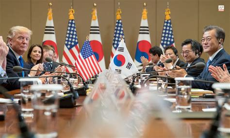 Remarks by President Trump and ROK President Moon Before